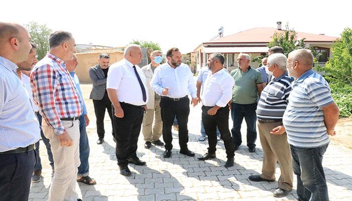 Milletvekili Ağar Ziyaretlerini Yoğun Tempoda Sürdürüyor