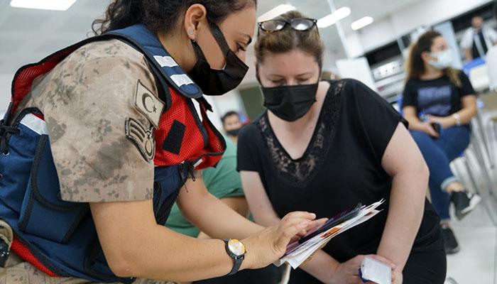 Jandarma Komutanlığı Kadınlara Kades'i Anlattı