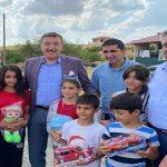 """AK Partili Tüfenkci: """"Biz Kendi Sınırlarımızı Ve Coğrafyamızı Koruyoruz"""""""