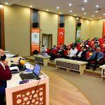 Yeşilyurt Belediyesi, Voleybol Aday Hakem Seminerine Ev Sahipliği Yaptı