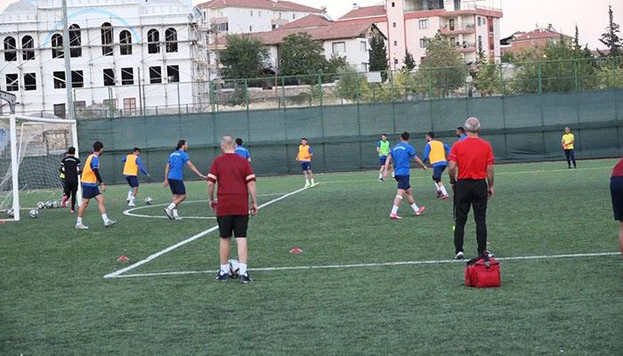 Yeşilyurt Belediyespor, Darıca Gençlerbirliği Maçı Hazırlıklarını Tamamladı