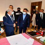 Mahmut Kaçar, Tarihi Yeşilyurt Konaklarını Ve Müzeleri İnceledi