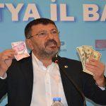 Ağbaba: Faiz İndirimi Asgari Ücrete ve Dolar Değer Kaybettirdi!