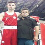 Elazığ Belediyespor Boks Takımında 3 Boksörümüz Çeyrek Finale Yükseldi