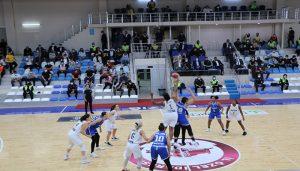 Elazığ İl Özel İdare Basketbol Takımından Kritik Galibiyet