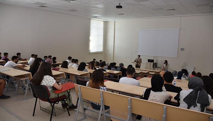 MTÜ'den Tıp Fakültesi Dönem Açılış Dersi