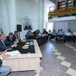 MASKİ Genel Müdürü Mert'ten, Doğanşehir'e Ziyaret