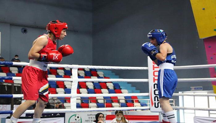Ferdi Boks Şampiyonasına Elazığ Belediyespor 6 Sporcu İle Katıldı