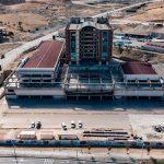 Mühendislik Fakültesi Öğrencilerinden eski Yimpaş Binasına Teknik Gezi
