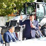 Başkan Gürkan ,MASKİ Personelleri İle Bir Araya Geldi