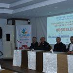 Yeşilyurt Mahalle Muhtarları Eğitim Ve İstişare Kampı Sivas'ta Düzenlendi