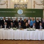 5. İstanbul Ekonomisi Zirvesi Basın Toplantısı Gerçekleşti