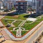 Yeşilyurt Belediyesi, Modern Ve Nezih Parklarıyla Kent Estetiğine Değer Katıyor