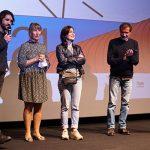 """""""Anadolu Leoparı"""" Filminin Ekibi 9. Boğaziçi Film Festivali'nde Seyirciyle Buluştu"""